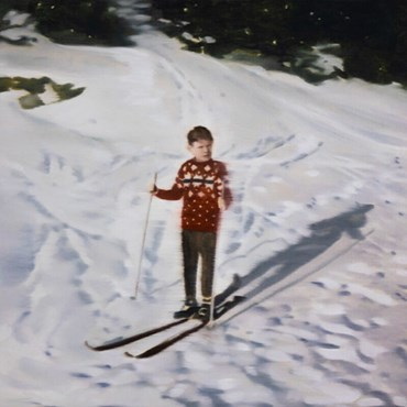 , Dani Mckenzie, Skier, 2020, 48067