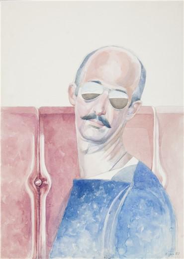 , Bijan Saffari, Untitled, 1980, 16777