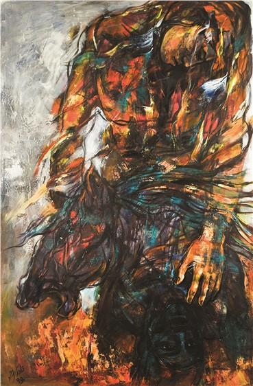 , Niloufar Ghaderinejad, Untitled, 2016, 12204