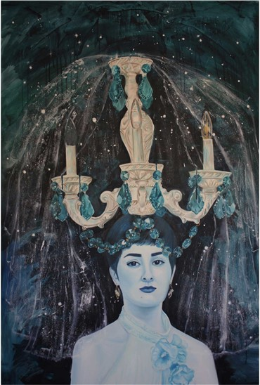 , Mina Anoushe, Im Daughter of Wind, 2013, 13737