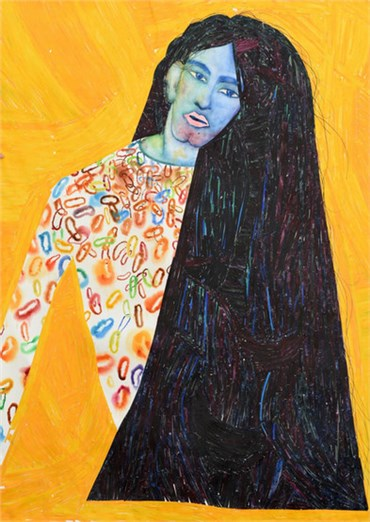 , Pourea Alimirzaeei, Untitled, , 35615