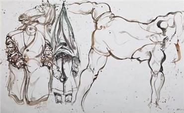 , Ahmad Amin Nazar, Untitled, 2012, 23003