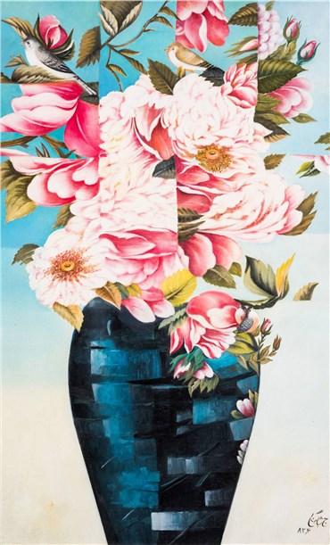 Painting, Jalal Shabahangi, Untitled, , 37498