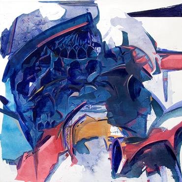 Painting, Zahra Nazari, Sheikh Lotfollah Mosque, 2020, 42398