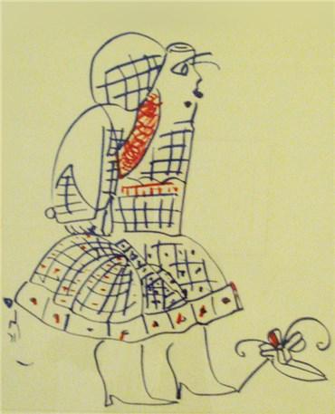 , Ardeshir Mohassess, Untitled, 2005, 21958