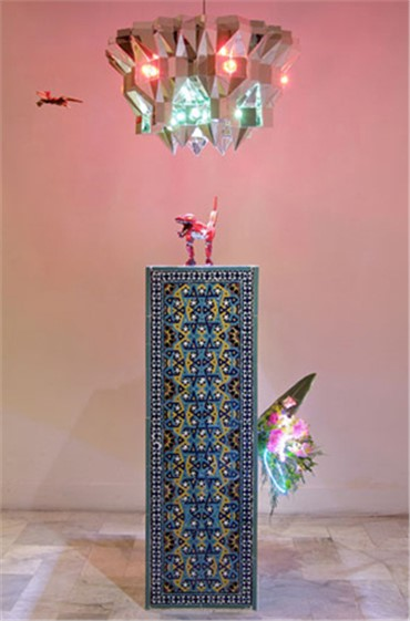 , Shahab Fotouhi, Security, Love and Democracy, 2008, 12928