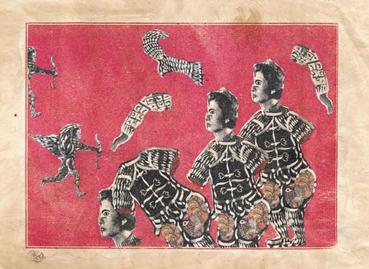, Mohammad Barrangi, Untitled, 2020, 42424