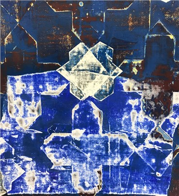 , Aryana Minai, In blue, I remember, 2019, 29761