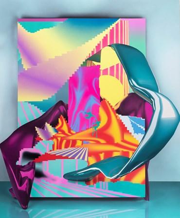 Yousha Bashir, Untitled, 2020, 0