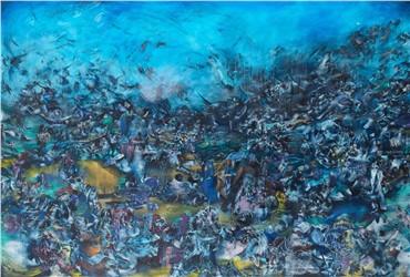 Ali Banisadr, We Haven't Landed on Earth Yet, 2012, 0