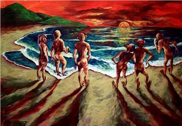 , Saghar Daeiri, Untitled, 2014, 680