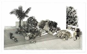 Kasra Golrang, Garden Dream, 2021, 0