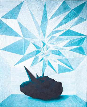 , Hamed Sahihi, Untitled, 2020, 35033