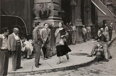 , Ruth Orkin, American Girl in Italy, 1951, 49324