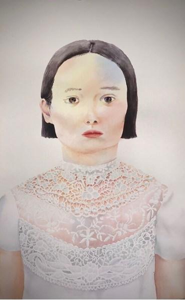 , Haruko Maeda, Self portrait Isolate fashion show, 2020, 49129