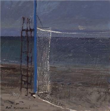 Painting, Ali Zakeri, No. 12, 2019, 24594