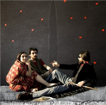 , Farideh Lashaii, Le Temps Perdu, 2012, 5868