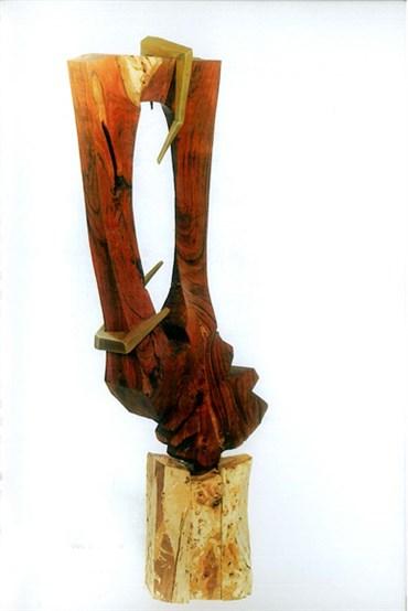 Sculpture, Kamran Sharif, Question, 2005, 36273