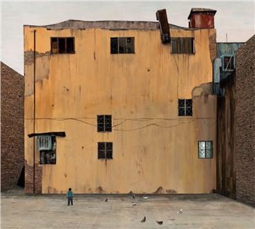 Painting, Javad Modaresi, Untitled, 2020, 26702