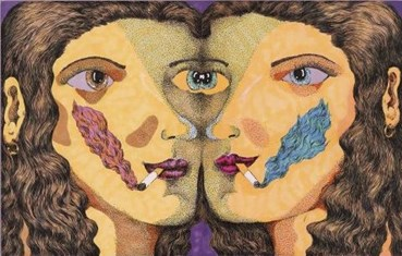 , Ana Benaroya, Dedicated To The One I Love, 2021, 49550