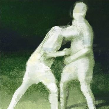 , Vahid Danaiefar, Untitled, 2020, 29707