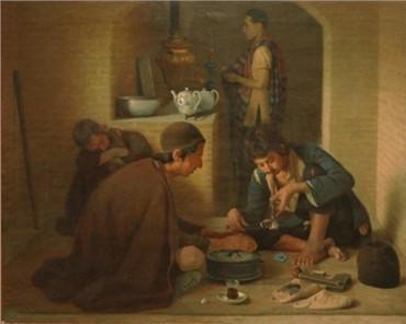 , Esmail Ashtiani, Untitled, , 13647