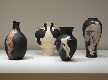 , Reza Aramesh, Study of the Vase as Fragmented Bodies, 2021, 43492