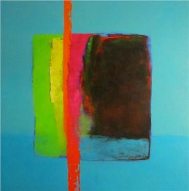 , Nurieh Mozaffari, Field of Expression, , 22617