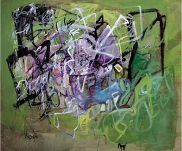 Monir Zendeh, Untitled, 2020, 0