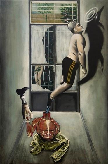 Painting, Elika Hedayat, Untitled, 2017, 21048