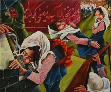 , Saghar Daeiri, Untitled, 2011, 684