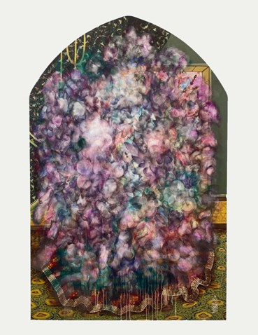 , Andisheh Avini, Untitled, 2021, 51025
