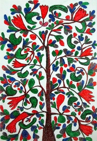 , Salim Karami, Untitled, 2011, 2437