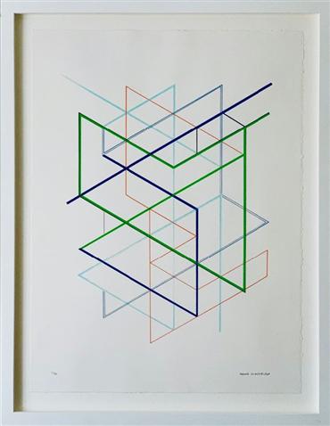 , Monir Shahroudy Farmanfarmaian, Untitled 1976, 2018, 19605