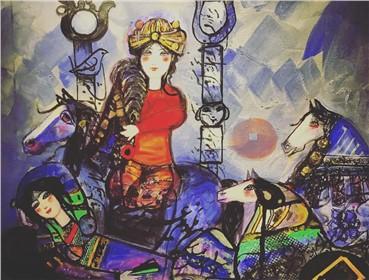 , Nasser Ovissi, Untitled, , 15829