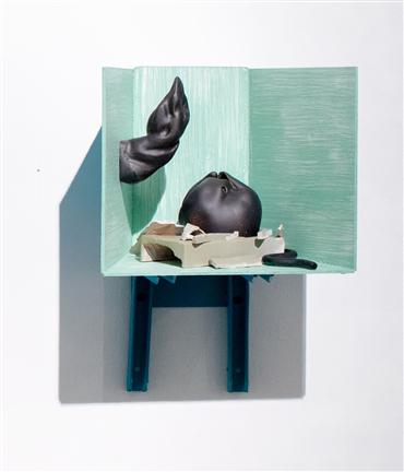 , Hamed Sahihi, Untitled, 2020, 35032