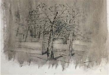 Works on paper, Atena Fereydouni, Chitgar Park, 2018, 36956