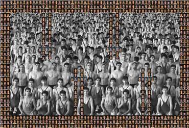 , Sadegh Tirafkan, Multitude No. 3, 2010, 22755