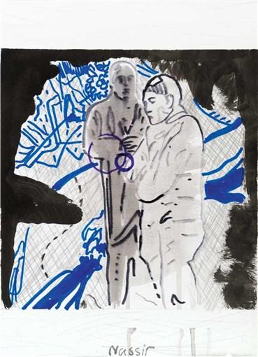 , Ali Nassir, Untitled, , 21079