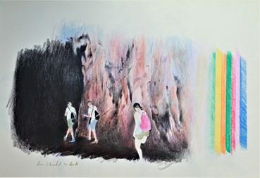 , Shantia Zakerameli, From Colorful to Dark, 2020, 44514