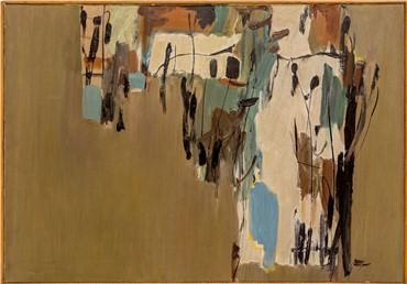 Painting, Sohrab Sepehri, Untitled, 1966, 7