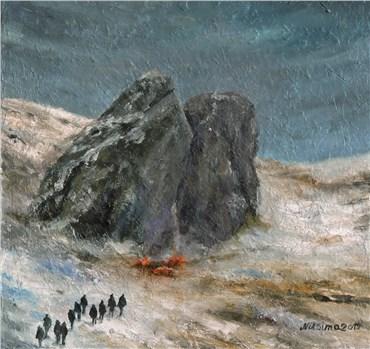 , Mehran Niksima, Untitled, 2020, 27127