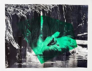 Nazanin Noroozi, Glacier Melt No. 2, 2021, 0
