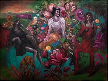 Najva Erfani, Untitled, 2021, 0