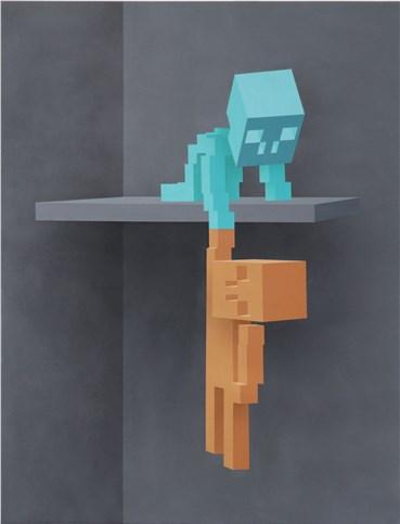 , Sepand Danesh, Torment, 2020, 34009