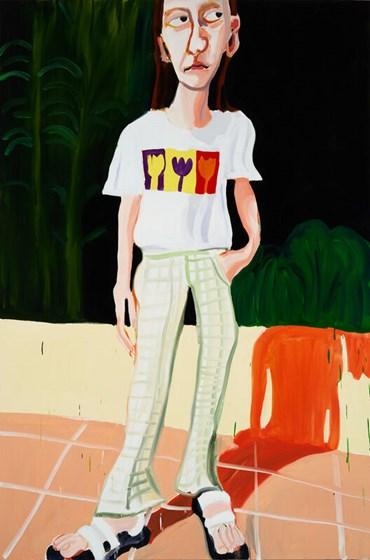 , Jenni Hiltunen, Three Tulips, 2021, 48876