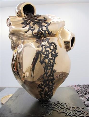 Sculpture, Farnaz Rabieijah, Lover, 2015, 1194