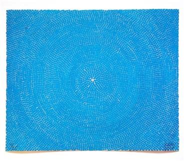 , Y Z Kami, Blue Dome, 2019, 21018