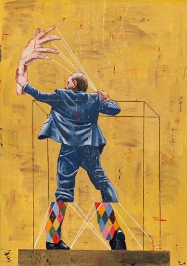 , Nikzad Nodjoumi, Untitled, 2020, 51028