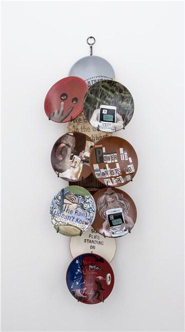 , Rokni Haerizadeh, Tilting the plates: Alluvium, 2020, 24196